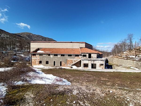 Бывшая фабрика лекарственных трав