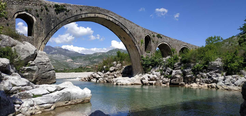 пешком по Балканам