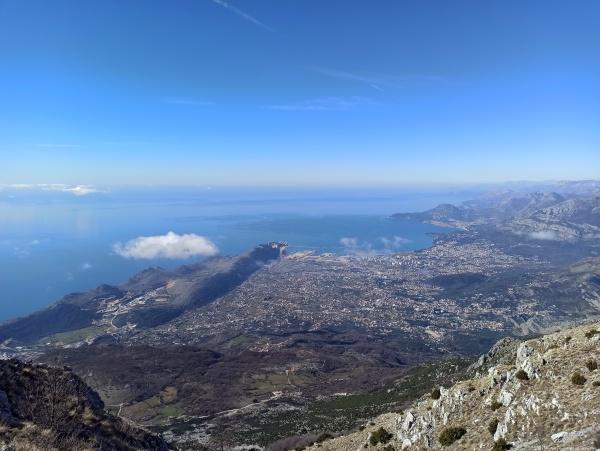 Вид на Бар с горы Лисинь