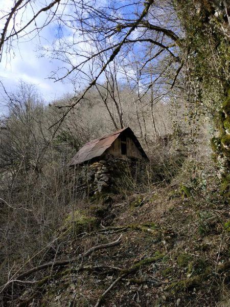 Каньон Мртвицы. Старая водяная мельница