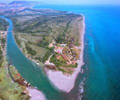 Сокровища Ульциня: река Бояна
